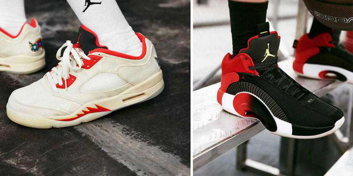 Air Jordan 5, Air Jordan 3, Air Jordan 13 Which shoes fit you?