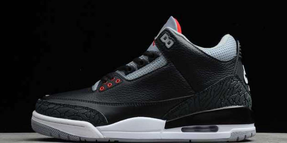 2021 Air Jordan 3 Racer Blue CT8532-145 to release on July 10th